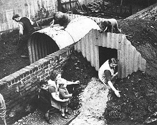 anderson shelter primary homework help