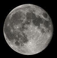 image: full moon