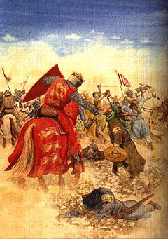 An analysis of the significance of the crusades throughout the history of man