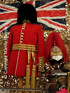 British Grenadier uniform