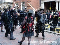 One of the groups performing at Rochester Sweeps Festival