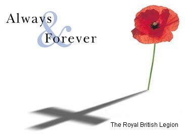 Click here to go to the British legion website