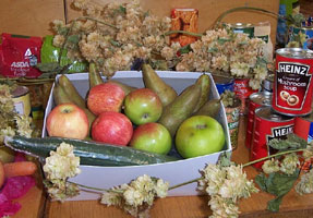 Box of fruit