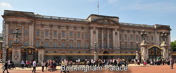 Facts About Buckingham Palace