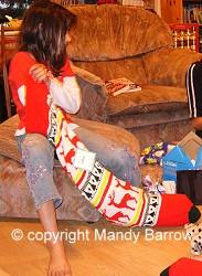 image: opening stocking